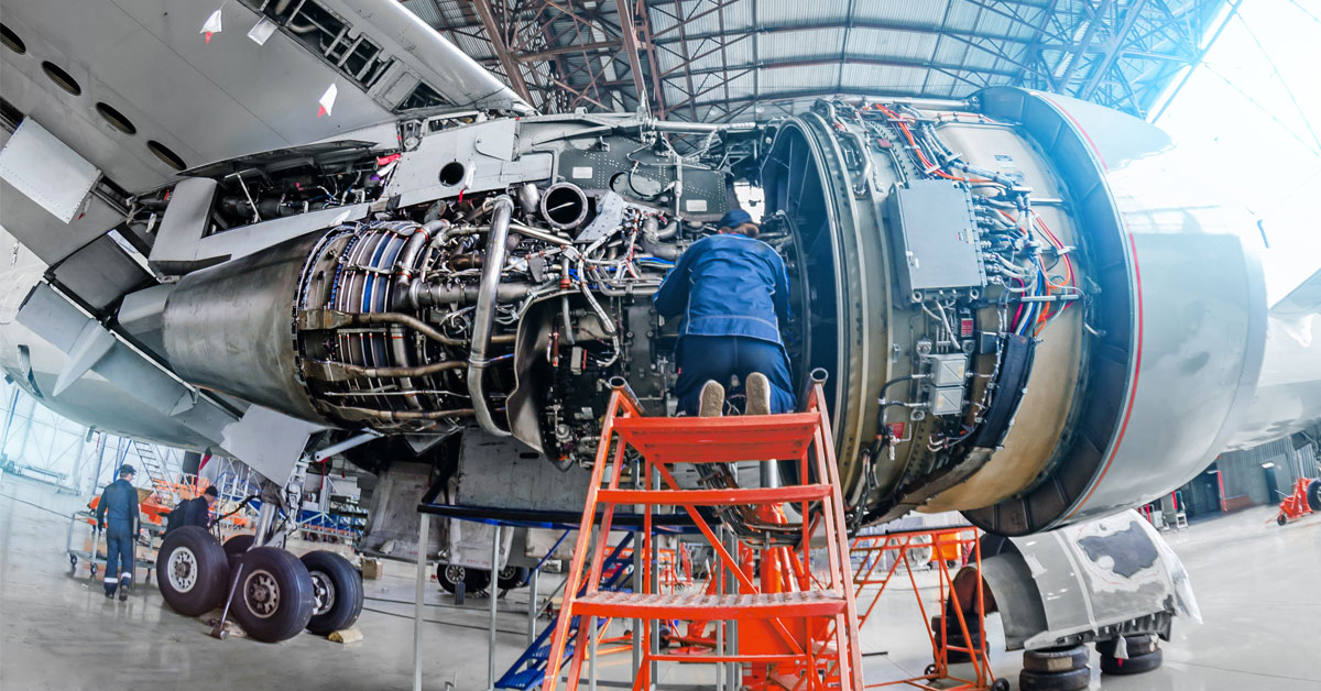 Andon Systems in Aerospace